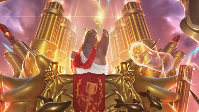 LMHT: Ơn giời, cuối cùng Riot Games cũng đưa URF phiên bản nguyên thủy trở lại sau 4 năm vắng bóng - Ảnh 2.