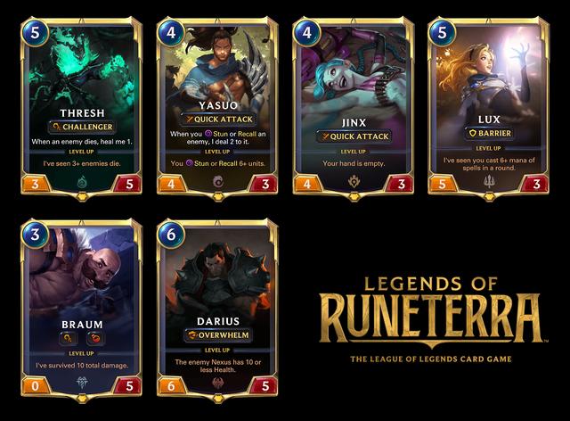 Những điều cần biết về Legends of Runeterra – Game thẻ bài chính chủ từ Liên Minh Huyền Thoại - Ảnh 3.