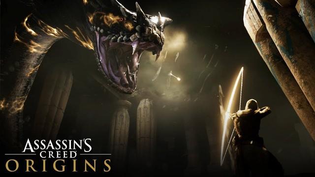 Những con rắn siêu to khổng lồ từng xuất hiện trong thế giới game - Ảnh 3.