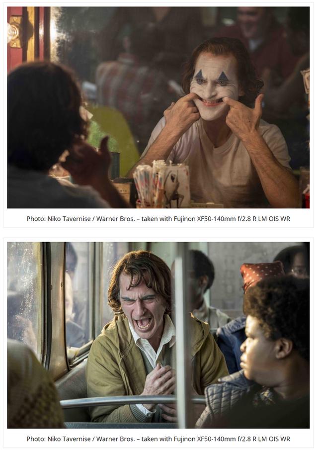Ảnh hậu trường phim Joker siêu lung linh được chụp từ chiếc máy ảnh đời cũ - Ảnh 3.