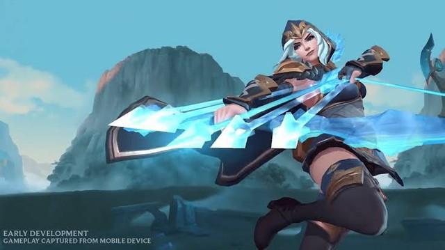 Gameplay Liên Minh Huyền Thoại: Tốc Chiến - Đổi mới về kỹ năng tướng, tạo hình nhân vật đẹp đáng kinh ngạc - Ảnh 8.