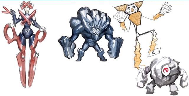 LMHT: Chiều yêu cầu fan, Riot Games thiết kế hàng loạt trang phục siêu dị trong đó có K/DA Gragas - Ảnh 2.