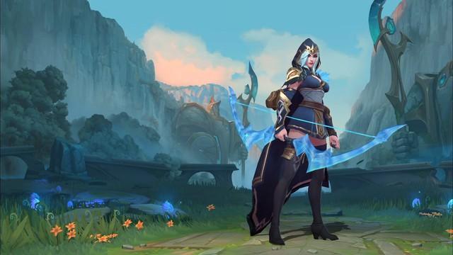 Gameplay Liên Minh Huyền Thoại: Tốc Chiến - Đổi mới về kỹ năng tướng, tạo hình nhân vật đẹp đáng kinh ngạc - Ảnh 4.