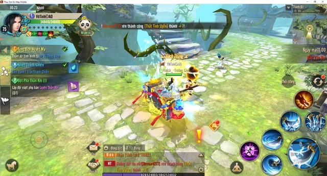 Thục Sơn Kỳ Hiệp Mobile đã có game thủ đạt 1 triệu võ công, trở thành Quân Lâm Thiên Hạ - Ảnh 1.