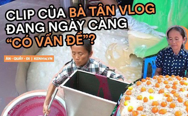 Loạt món ăn tạo phốt của bà Tân Vlog: Từ quảng cáo quá đà, nấu nướng vô lý đến thiếu tính giáo dục, liệu có phải là báo hiệu cho sự thoái trào? - Ảnh 1.