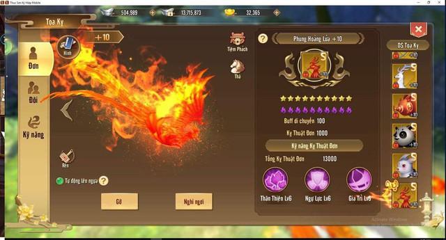 Thục Sơn Kỳ Hiệp Mobile đã có game thủ đạt 1 triệu võ công, trở thành Quân Lâm Thiên Hạ - Ảnh 3.