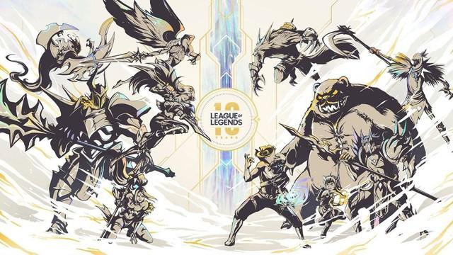 LMHT: Chiều yêu cầu fan, Riot Games thiết kế hàng loạt trang phục siêu dị trong đó có K/DA Gragas - Ảnh 1.
