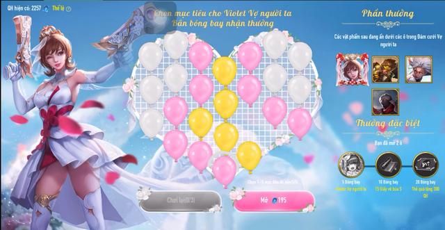 Liên Quân Mobile: Garena tổ chức đập bóng, game thủ khẳng định đẳng cấp với skin thứ 10 của Violet - Ảnh 2.