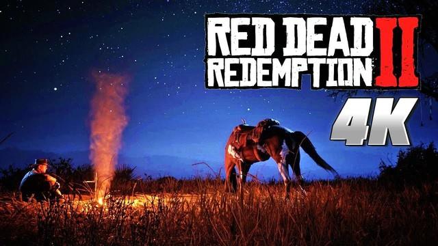 Ngỡ ngàng với nền độ họa 4K 60 FPS của Red Dead Redemption 2 PC - Ảnh 1.