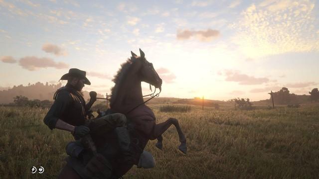 Ngỡ ngàng với nền độ họa 4K 60 FPS của Red Dead Redemption 2 PC - Ảnh 3.