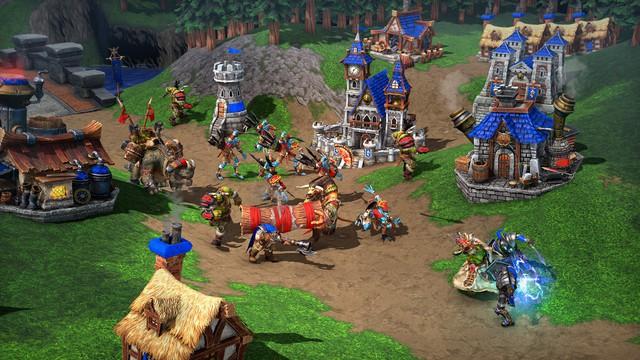 Hé lộ tạo hình heroes và kỹ năng trong Warcraft III phiên bản làm lại 4K - Ảnh 1.