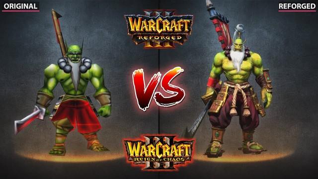 Hé lộ tạo hình heroes và kỹ năng trong Warcraft III phiên bản làm lại 4K - Ảnh 2.