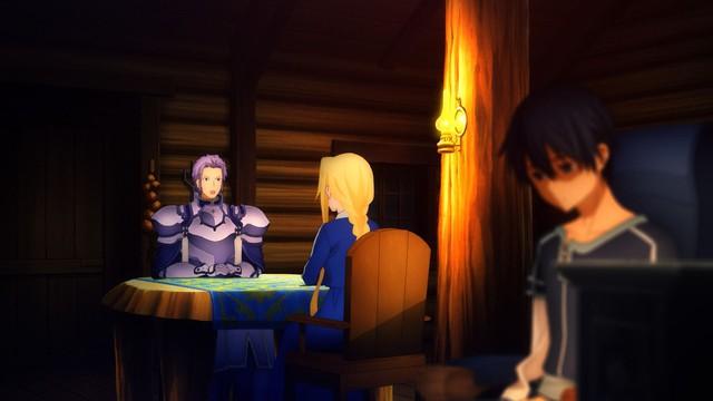 Sword Art Online mùa 4 tập 1: Kirito tạm thời mất ý thức, Dark Territory bất ngờ tấn công Nhân Giới - Ảnh 4.