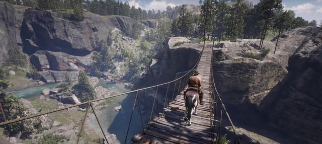 Ngỡ ngàng với nền độ họa 4K 60 FPS của Red Dead Redemption 2 PC - Ảnh 5.