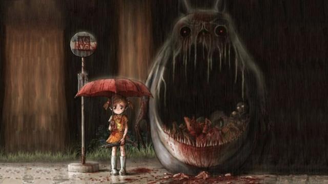 Sự thật rùng rợn đằng sau bộ phim My Neighbor Totoro: Bối cảnh tương đồng với án mạng 56 năm trước và chú mèo Totoro chính là thần chết - Ảnh 5.