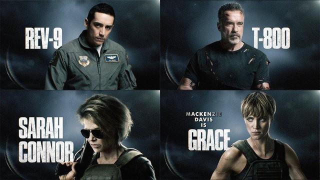 Terminator: Dark Fate - Tương lai huy hoàng tiếp nối ký ức khó quên - Ảnh 7.