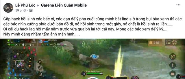 Liên Quân Mobile: Đắng lòng game thủ không biết Phù Hiệu Chuyển Sinh, tưởng lầm đối thủ Hack bất tử - Ảnh 3.