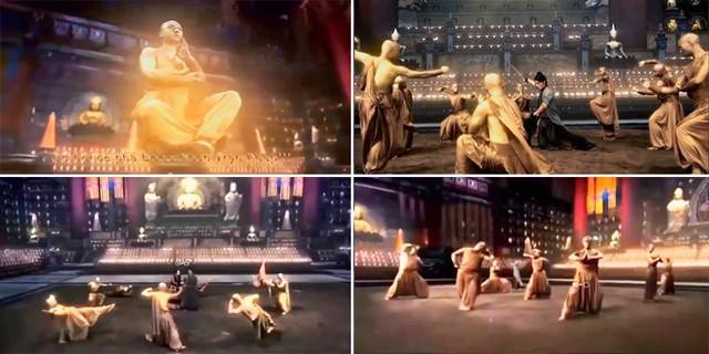 Không những có tên gọi ấn tượng, đây còn là 6 tuyệt học võ công có cách luyện hack não nhất trong truyện Kim Dung - Ảnh 20.