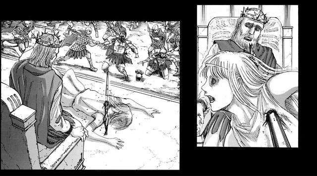 Attack on Titan: Tìm hiểu về cách mà sức mạnh Titan của Ymir được phân chia cho người Eldia - Ảnh 2.