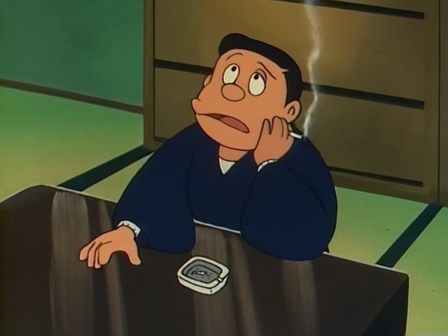 Vì sao ông Nobi lại là nhân vật chuẩn men nhất trong vũ trụ Doraemon? - Ảnh 1.