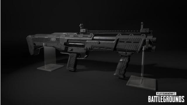 PUBG: Tóm tắt bản cập nhật 4.3, xuất hiện vũ khí mới bá đạo mang tên DBS - Ảnh 4.