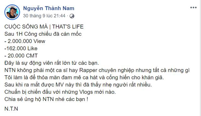 NTN ra mắt MV đầu tư 600 triệu, kêu gọi fan ủng hộ, chẳng mấy chốc đã lên top 6 Trending trên Youtube - Ảnh 4.