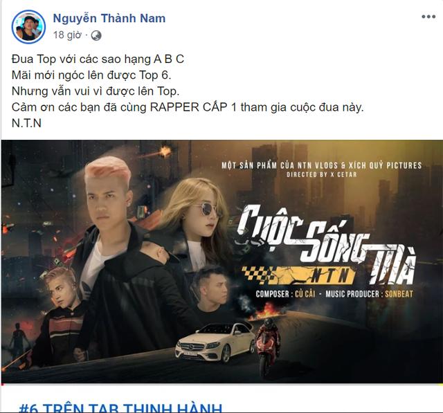 NTN ra mắt MV đầu tư 600 triệu, kêu gọi fan ủng hộ, chẳng mấy chốc đã lên top 6 Trending trên Youtube - Ảnh 5.