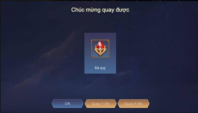 Liên Quân Mobile: Garena tặng FREE 10 tướng vĩnh viễn cho game thủ sở hữu Đá Quý - Ảnh 1.
