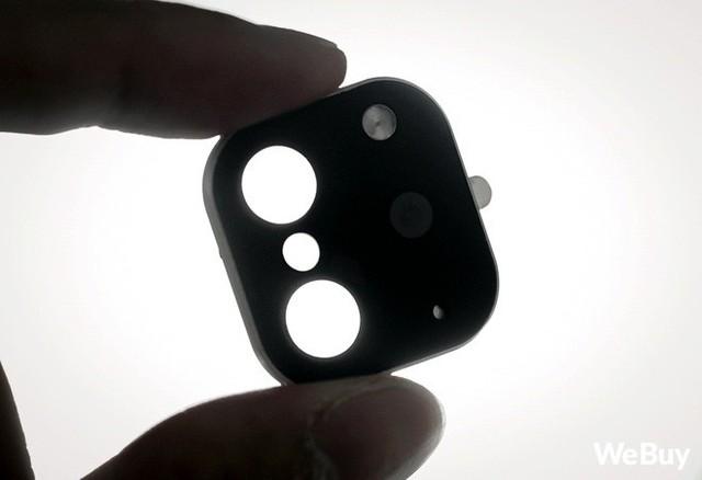 Trên tay miếng dán nâng cấp iPhone XS thành iPhone 11 Pro: giá 80 nghìn thôi nhưng mà đừng mua - Ảnh 4.