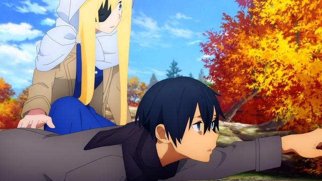 Sword Art Online mùa 4: Toàn chơi với gái xinh, liệu Kirito có phải là kẻ lăng nhăng hay không? - Ảnh 6.