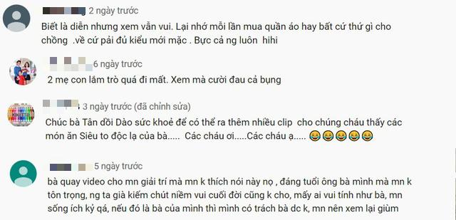 Lao đao trong chỉ trích, kênh của bà Tân Vlog sụt giảm view mạnh, dân mạng có đang quá khắt khe? - Ảnh 4.