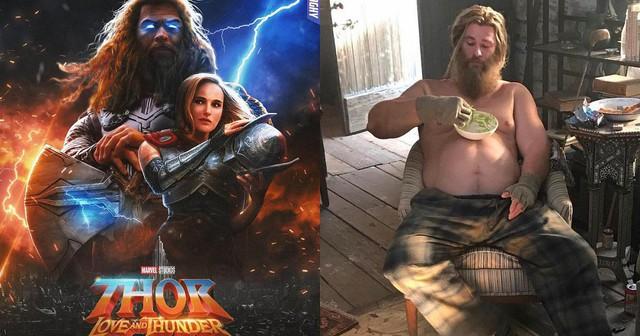 Marvel tranh cãi kịch liệt về tạo hình bụng bia của Thần Sấm trong Thor Love and Thunder - Ảnh 4.