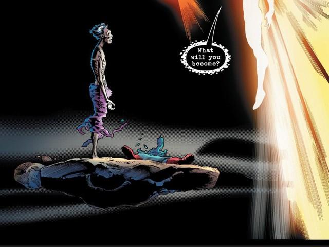 Soán ngôi Galactus, Immortal Hulk trở thành kẻ sống sót cuối cùng trong vũ trụ Marvel tương lai - Ảnh 2.