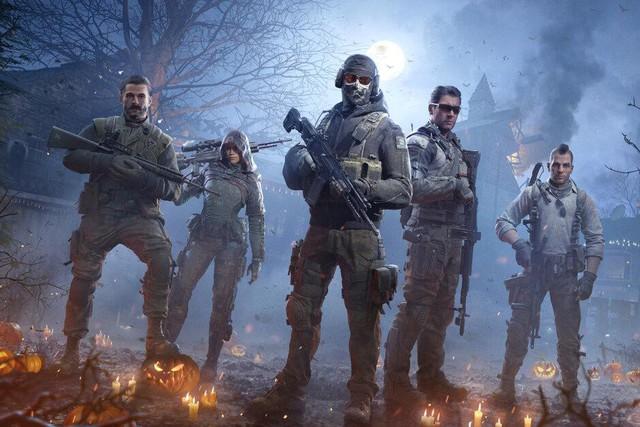100 triệu game thủ đang tưng bừng đón Halloween trong Call of Duty Mobile - Ảnh 1.