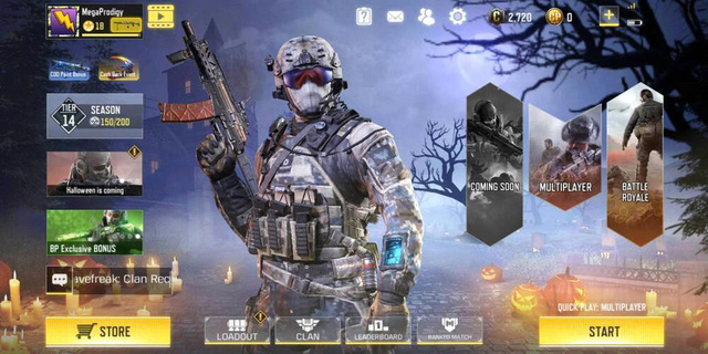 100 triệu game thủ đang tưng bừng đón Halloween trong Call of Duty Mobile - Ảnh 2.