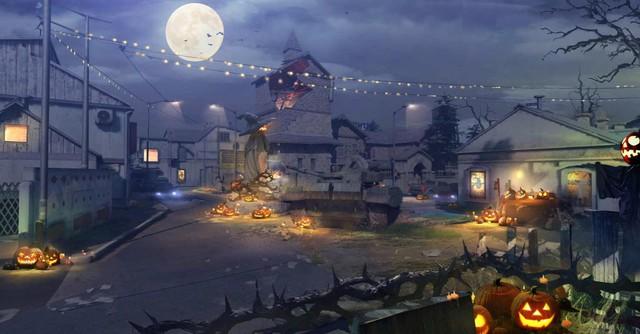 100 triệu game thủ đang tưng bừng đón Halloween trong Call of Duty Mobile - Ảnh 3.