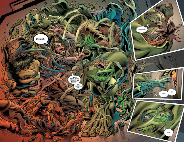 Soán ngôi Galactus, Immortal Hulk trở thành kẻ sống sót cuối cùng trong vũ trụ Marvel tương lai - Ảnh 7.