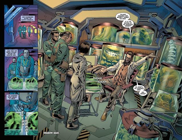 Soán ngôi Galactus, Immortal Hulk trở thành kẻ sống sót cuối cùng trong vũ trụ Marvel tương lai - Ảnh 6.
