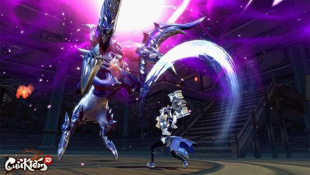 """500 loại Boss đủ mọi cấp độ, phân chia mức độ khó hệt như Dark Soul, Cửu Kiếm 3D định """"chơi khó"""" game thủ? - Ảnh 5."""