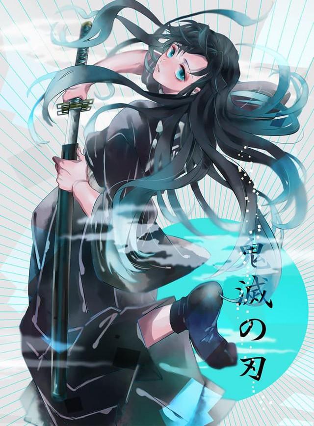 Ngắm loạt fan art tuyệt đẹp về Tokitou, chàng Hà Trụ vừa mới hy sinh trong Kimetsu no Yaiba - Ảnh 19.
