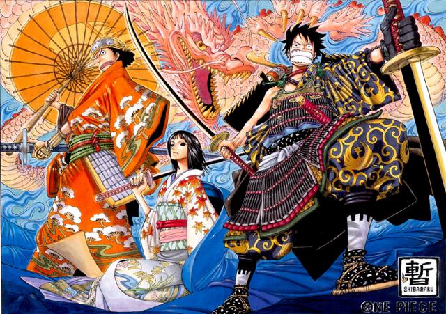 One Piece: Momonosuke sẽ thức tỉnh Trái ác quỷ và những dự đoán về gia tộc Kozuki từ 15 năm trước của thánh Oda - Ảnh 4.