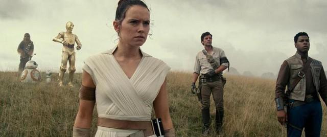 Star Wars IX tung trailer cuối hứa hẹn một cuộc chiến đẫm máu và kịch tính - Ảnh 4.