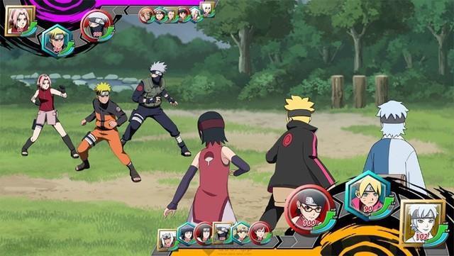 Game bom tấn Naruto X Boruto Ninja Tribes chuẩn bị ra lò, anh em mê Ninja thì chuẩn bị điện thoại ngay thôi - Ảnh 3.