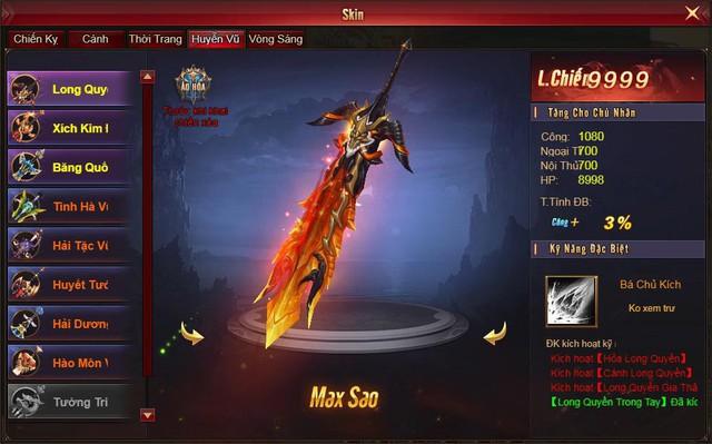 Hàng hiếm làng game Việt Cửu Thiên 3 chính thức ra mắt 22/10 - Ảnh 16.