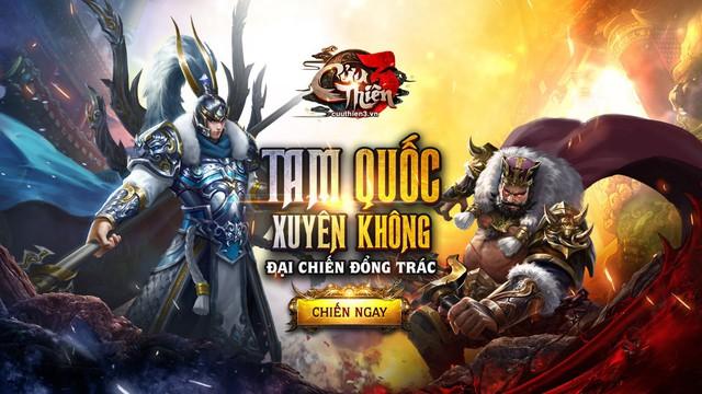 Hàng hiếm làng game Việt Cửu Thiên 3 chính thức ra mắt 22/10 - Ảnh 4.