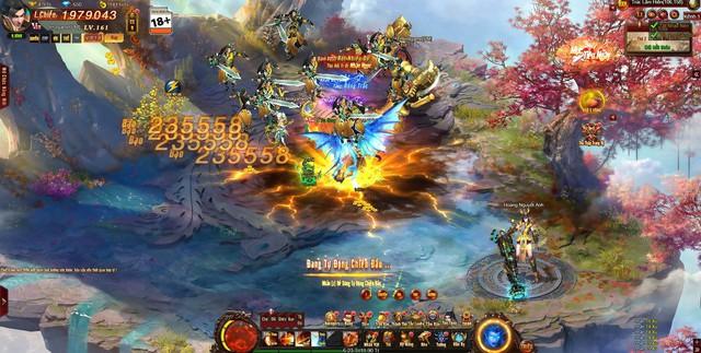 Hàng hiếm làng game Việt Cửu Thiên 3 chính thức ra mắt 22/10 - Ảnh 6.