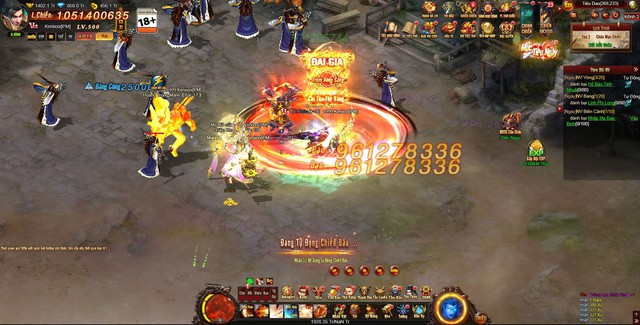 Hàng hiếm làng game Việt Cửu Thiên 3 chính thức ra mắt 22/10 - Ảnh 8.