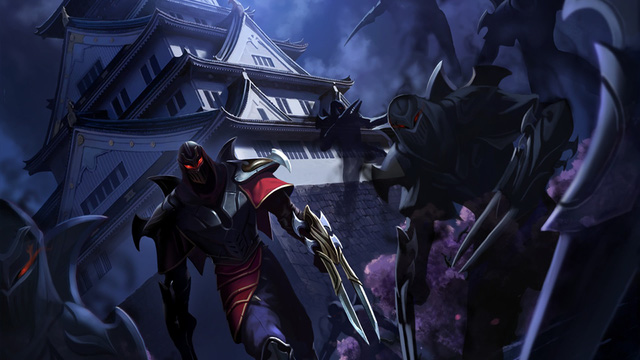 LMHT: Nocturne và Zed - 2 gã sát thủ khủng khiếp nhất trong Liên Minh thực chất là cùng một người? - Ảnh 3.