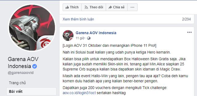 Liên Quân Mobile: Garena tặng 3 tướng, 3 skin Halloween và 25 giấy vẽ bùa vào ngày 31/10 - Ảnh 3.