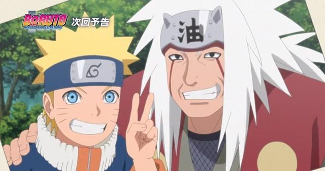 Giả thuyết Boruto: Có phải Urashiki đã ép Naruto kích hoạt dạng 4 đuôi và khiến Jiraiya bị thương? - Ảnh 2.